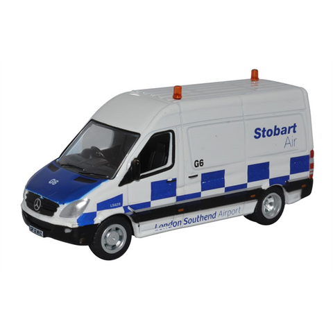 Mercedes Sprinter Van - Stobart Air