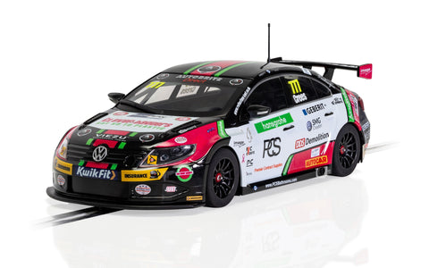 VW CC Team HARD - BTCC 2019 - Michael Crees