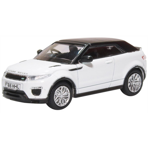 Range Rover Evoque Convertible - White