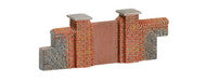 Brick Walling - Gates & Piers