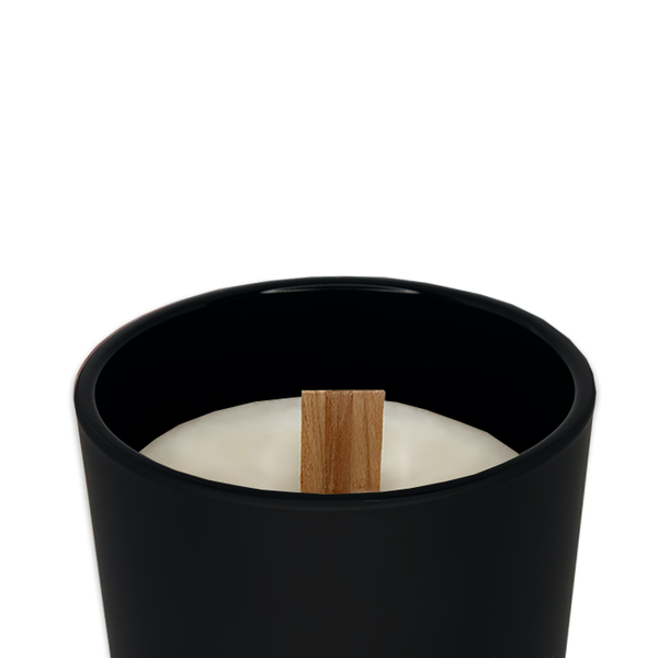 LOS ALTOS LUXURY SOY CANDLE - MATTE BLACK
