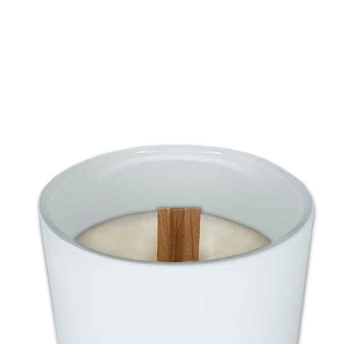 POSITANO NEROLI LUXURY SOY CANDLE - WHITE