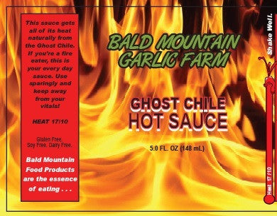 Ghost Chile Hot Sauce