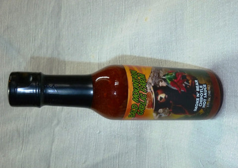 Smokin' Bear - Chipotle Hot Sauce
