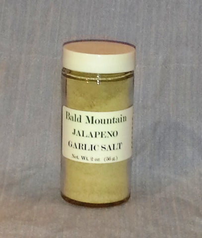 Jalapeno Garlic Salt