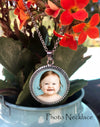 Photo Pendant, Necklace