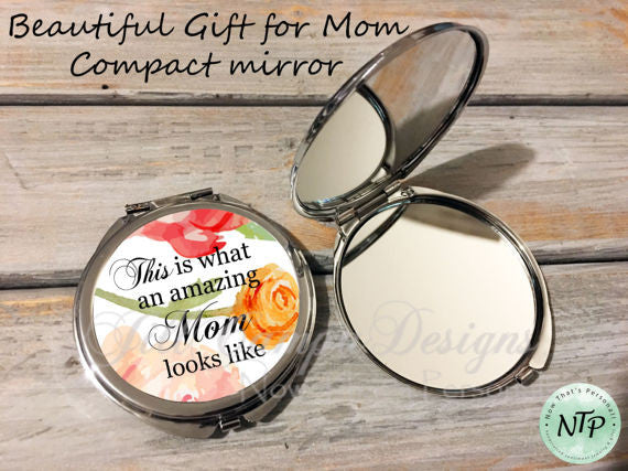 Compact Mirror for MOM