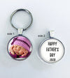 Father's Day Gift - personalized keychain