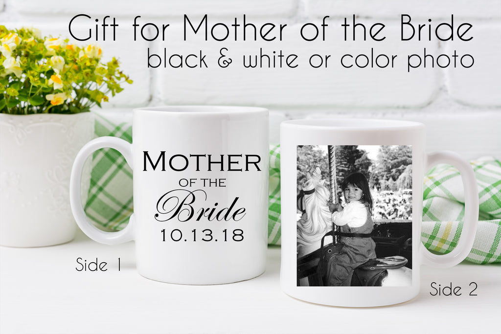 Mother of the Bride mug, coffee mug
