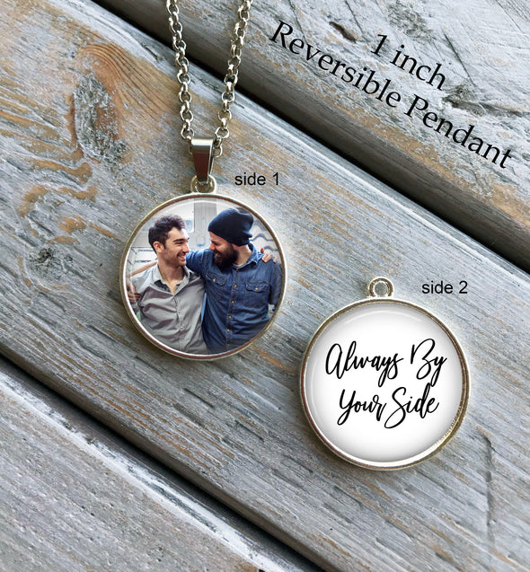 Memorial Necklace - always by your side