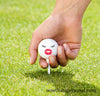 Lips and Lashes golf balls - set of 3
