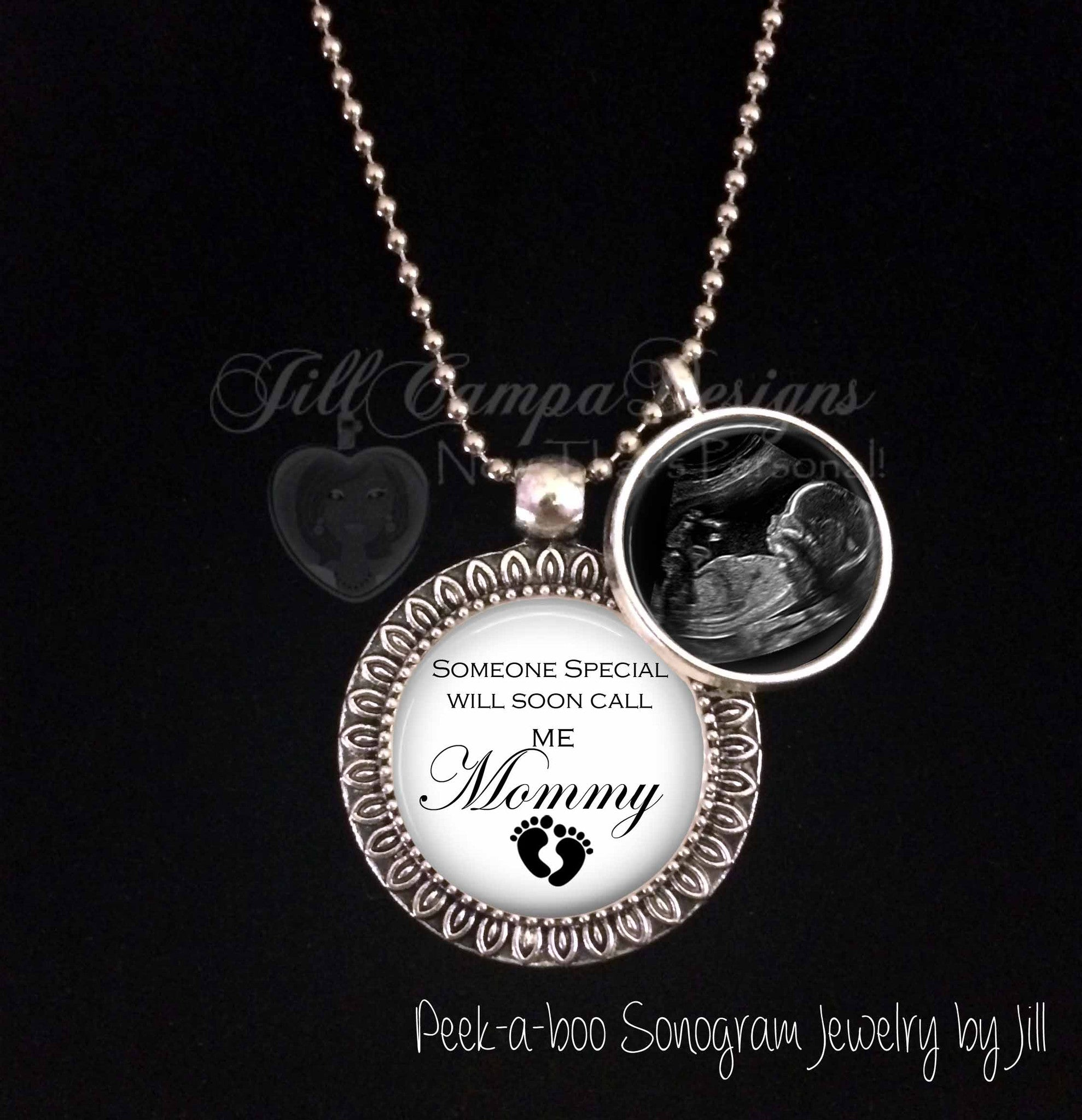 on length chain is necklace adjustable boxed dp uk heart daughter amazon charm with co special silver diamante gift jewellery