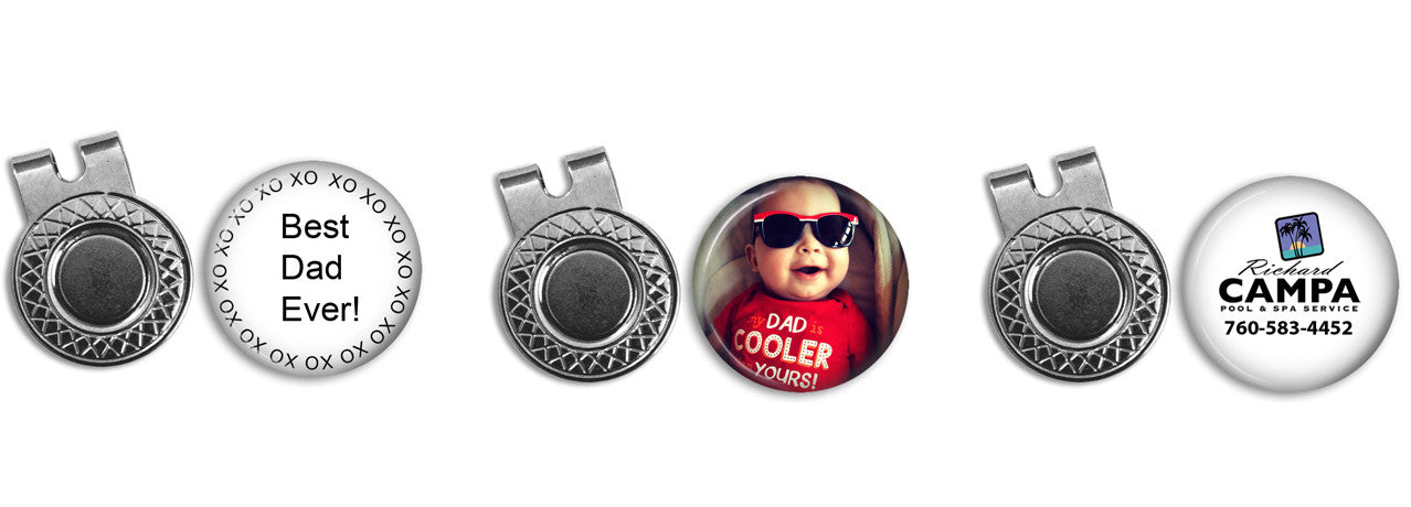 Photo Golf ball marker