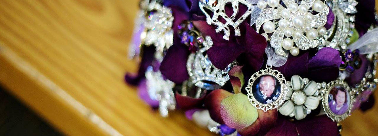 Wedding Bouquet Charms