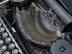 Corona Sterling Typewriter 1936