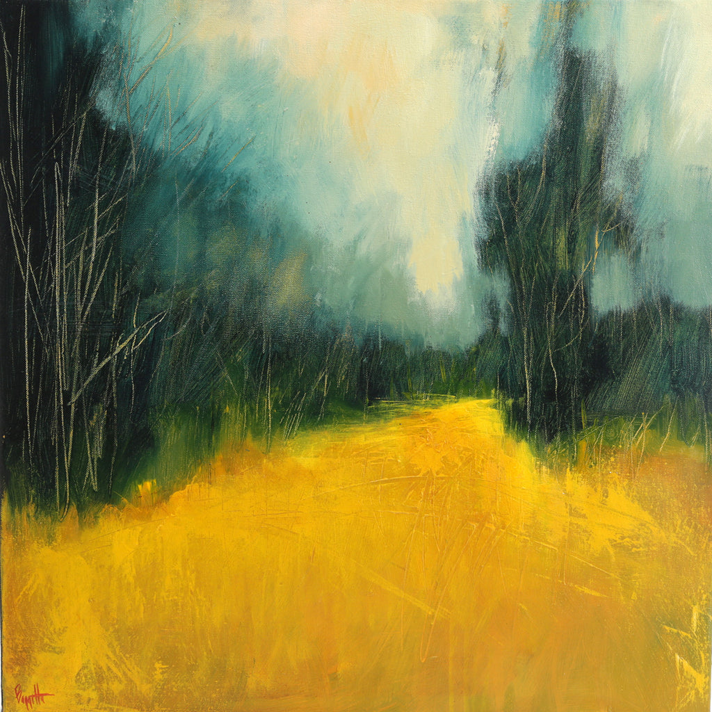 Ballad of Yellow by Marla Baggetta