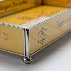 Veuve Clicquot Inspired Tray