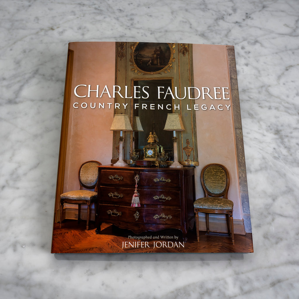 Charles Faudree Country French Legacy