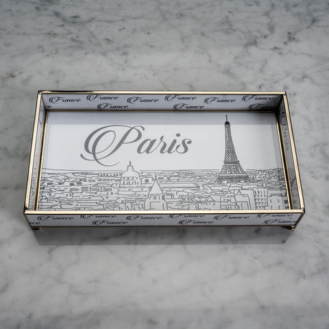 The Eiffel Tower Tray