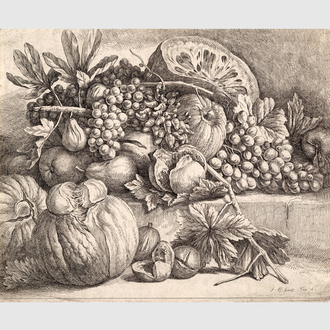 17th Century Still Life Giclée