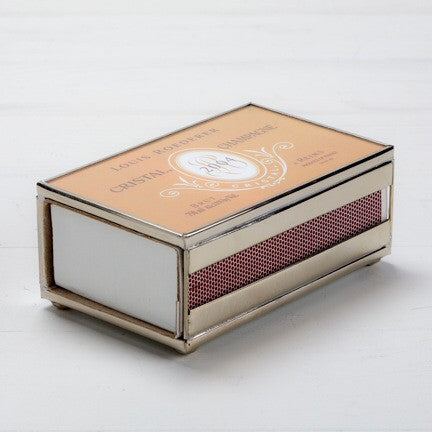 Cristal Inspired Match Box Cover