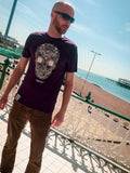 2018 Brighton Skull, T-Shirt - Artist Anon Brighton Clothing