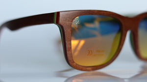 artist-anon - Ziggy's Woodie Sunglasses - Sunglasses