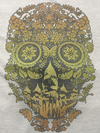 2016 Brighton Skull - T-Shirt - Men's - Artist Anon Brighton