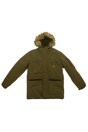 Artist Anon Parka, Jacket - Artist Anon Brighton Clothing
