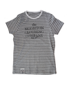 artist-anon - Striped Brighton Clothing Company Tshirt - T-Shirt