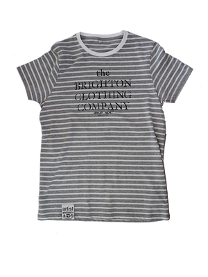 Striped Brighton Clothing Company Tshirt
