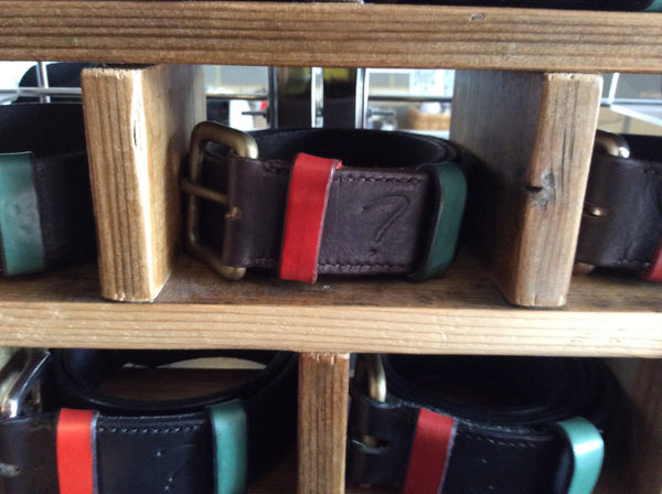 Leather goods, Leather Goods - Artist Anon Brighton