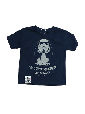 Kid's Snoopytrooper t-shirt - Kids - Kid's, t-shirt - Artist Anon Brighton
