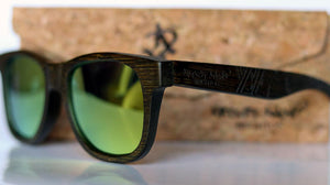 artist-anon - Whole Grain Bamboo Sunglasses - Sunglasses