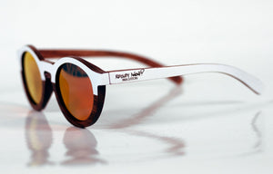 Will's Rose Wood Sunglasses