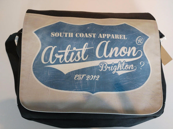 Artist Anon Messenger Bag, Bag - Artist Anon Brighton