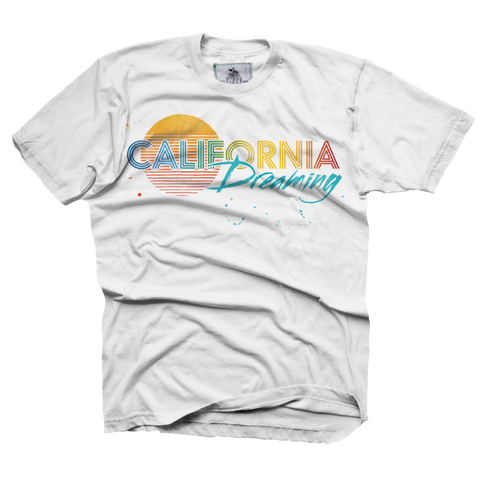Fin First California Dreaming Tee Shirt