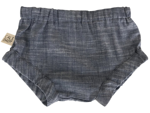 Cali Baby Bloomers Light Chambray Denim