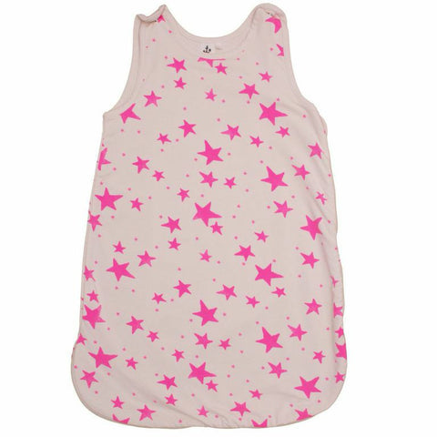 Noé & Zoë Pink Star Sleep Sack