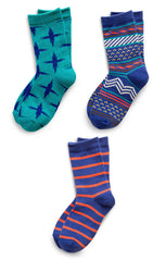 Richer Poorer Boys' Socks 3-pack