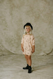 Rylee + Cru circus horse slouch dress