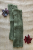 Army Green Slouchy Boot Cuffs  ((NEW))