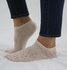 Blush Pointelle Ankle Socks