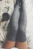 Thigh High Slim Boot Socks  ((NEW))