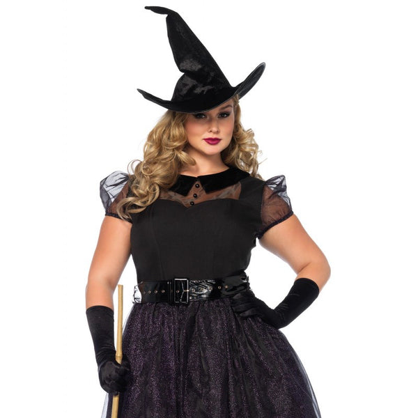 Darling Spellcaster 3-Piece Costume Plus Size