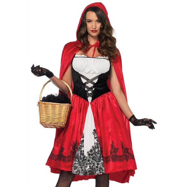 Classic Red Riding Hood 2-Piece Costume