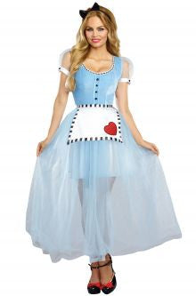 Alice 3-Piece Costume