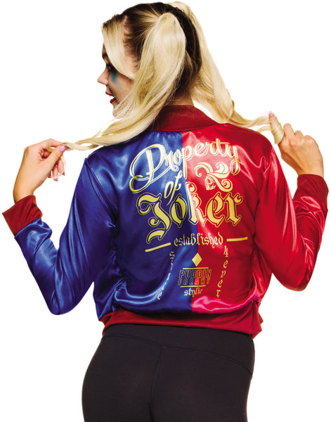 Harley Quinn Jacket/Shirt