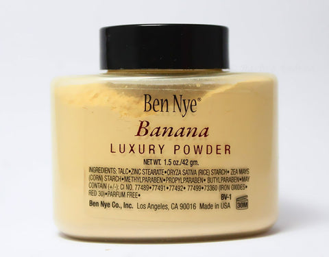 Banana powder 1.5oz.