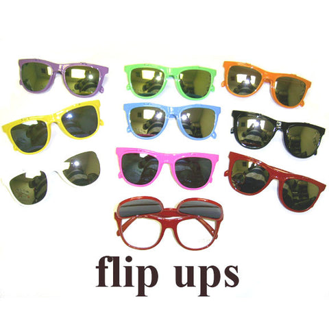 80's Flip Up Glasses